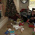 Christmas present chaos 2006