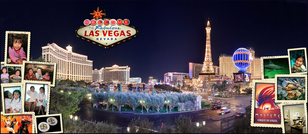 Vegas minivacation 2009