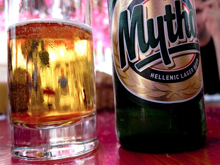 Mykonos- beer 0795