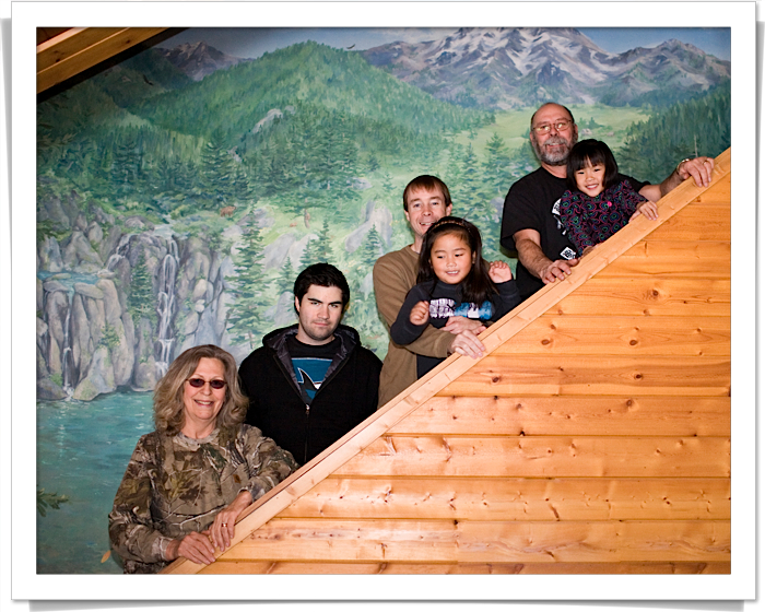 Family pic on stairs idaho IMG_4533